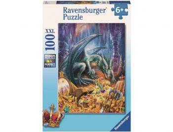 Sestavljanka Zmajev skriti zaklad 100XXL Ravensburger