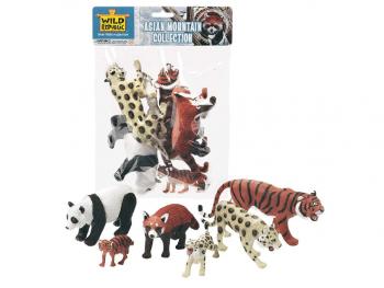 Set Azijskih živali - 6 delni