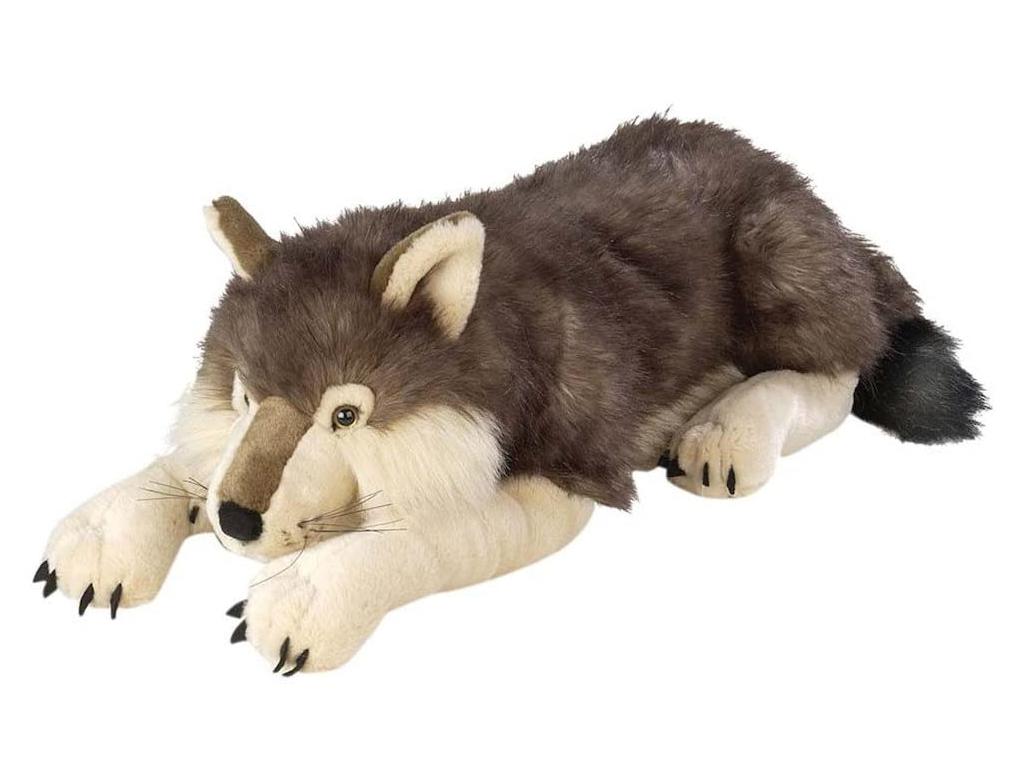 Volk 76 cm - plišasta igrača eigrače