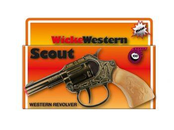 Western revolver Scout Wicke Western