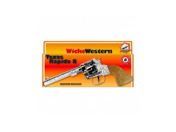 Western revolver Texas Rapido 8 Wicke Western