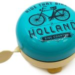 Zvonec za kolo Holland moder