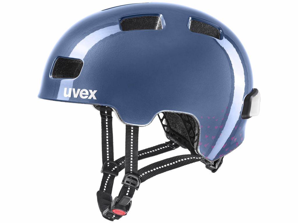 Čelada za kolo Uvex 4 MINI ME MID-BER