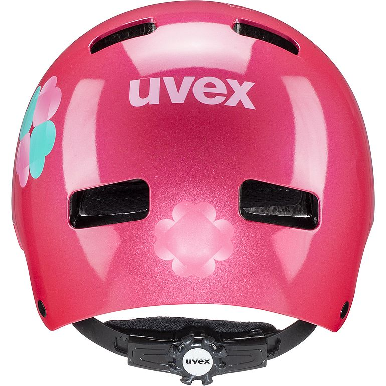 čelada uvex pink