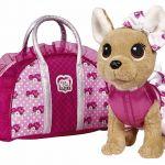 Kužek v torbici CCL Rose Fashion