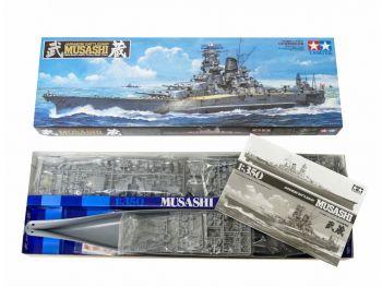 maketa vojna ladja