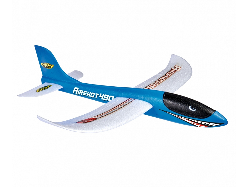 Carson jadralno letalo Airshot moder