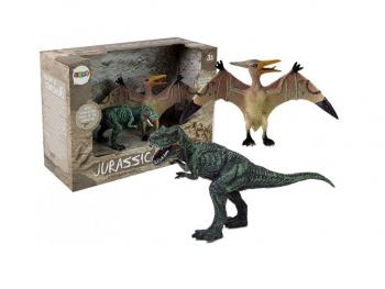 Dinozauri set- figuri Spinozaver in Pteranodon