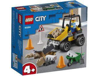 LEGO City Cestarsko vozilo 60284