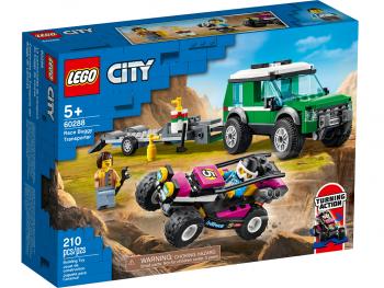 LEGO City Transporter za tekmovalni bagi 60288