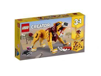 LEGO Creator Divji lev 31112