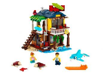 LEGO Creator Hišica na plaži 31118