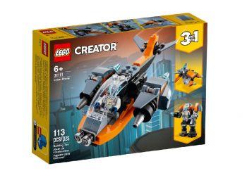 LEGO Creator Kibernetični dron 31111