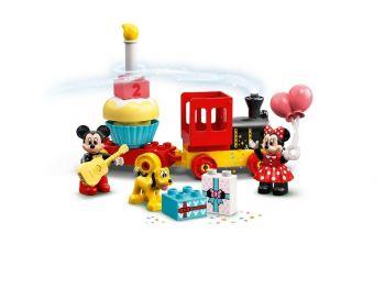 LEGO Duplo Rojstnodnevni vlak 10941