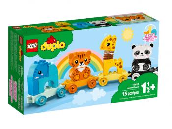 LEGO Duplo Živalski vlak 10955