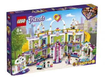 LEGO Friends Nakupovalni center Heartlake Cityja 41450