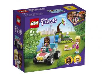 LEGO Friends Reševalni bagi veterinarske klinike 41442