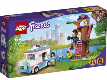LEGO Friends Rešilni avto veterinarske klinike 41445