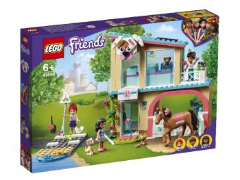 LEGO Friends Veterinarska klinika v Heartlake Cityju 41446