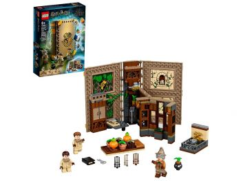 LEGO Harry Potter Rastlinoslovje 76384