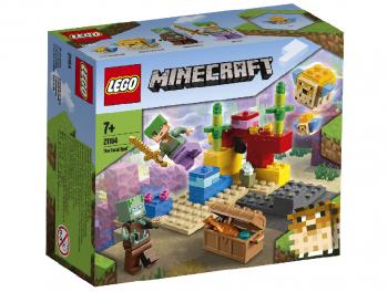 LEGO Minecraft Koralni greben 21164