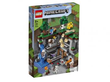LEGO Minecraft Prva dogodivščina 21169