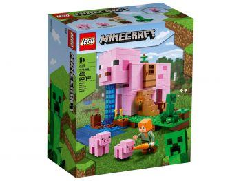 LEGO Minecraft Pujsova hiša 21170