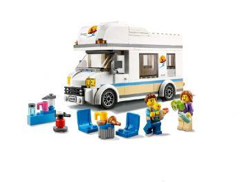 LEGO Počitniški avtodom 60283