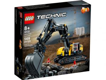 LEGO Technic Bager za težka dela 42121