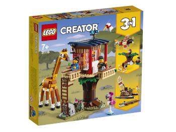 Lego Creator Drevesna hišica za divjinski safari 31116