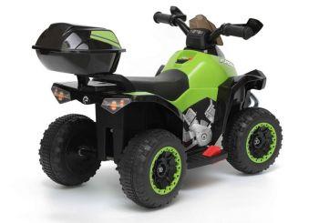 Mini Quad na akumulator YSA021A zelen