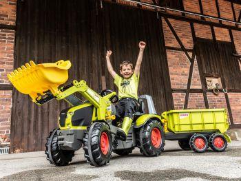 otroški traktor rolly toys premium
