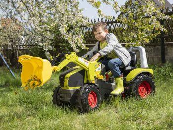 traktor rolly toys premium s prestavami
