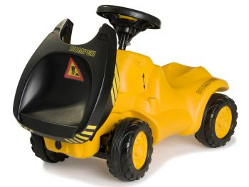 Poganjalec rolly toys rollyMinitrac Dumper 132140