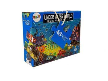 XXL Puzzle Podvodni morski svet 48 kosov