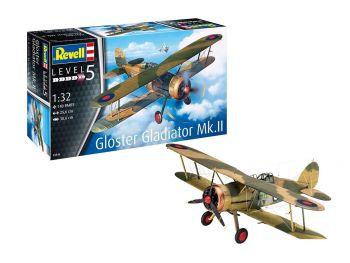 Revell Gloster Gladiator Mk. II 03846Revell Gloster Gladiator Mk. II 03846