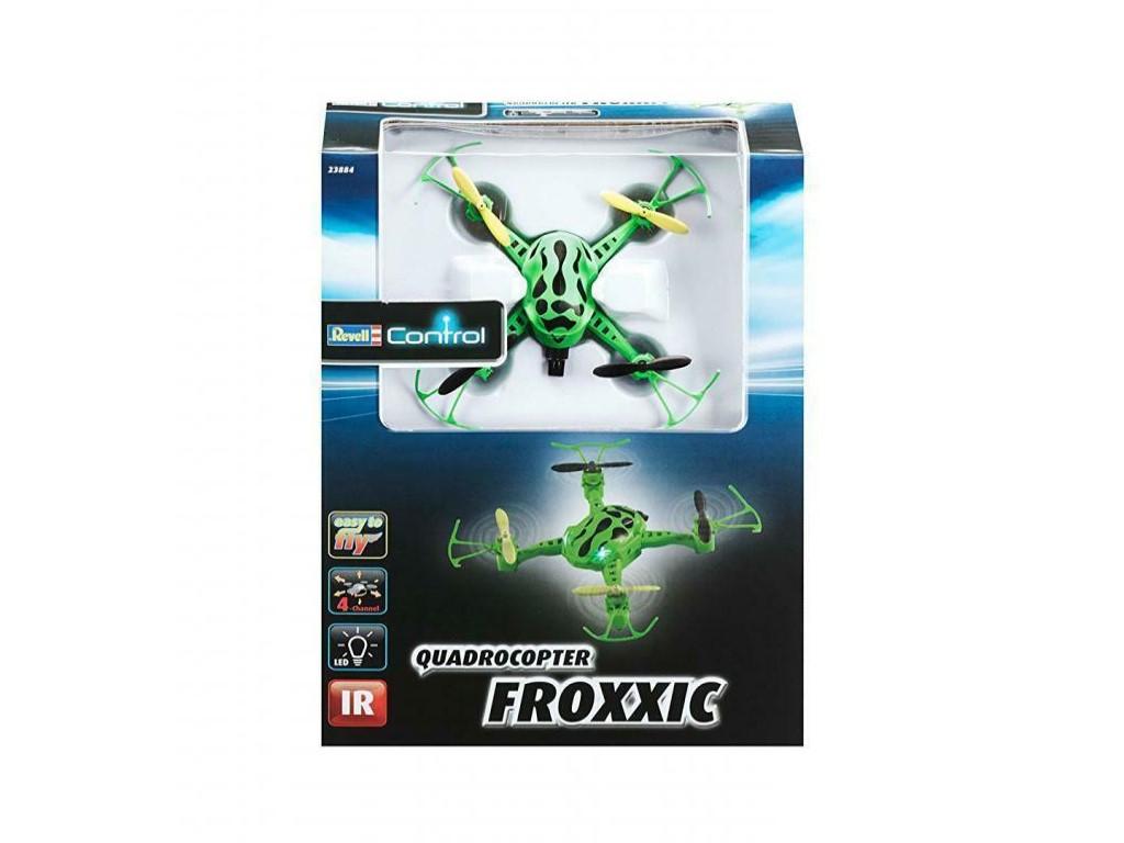 Revell Control Froxxic kvadrokopter RtF za začetnike