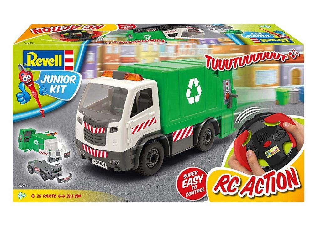 Revell RC Junior Kit Smetarski tovornjak