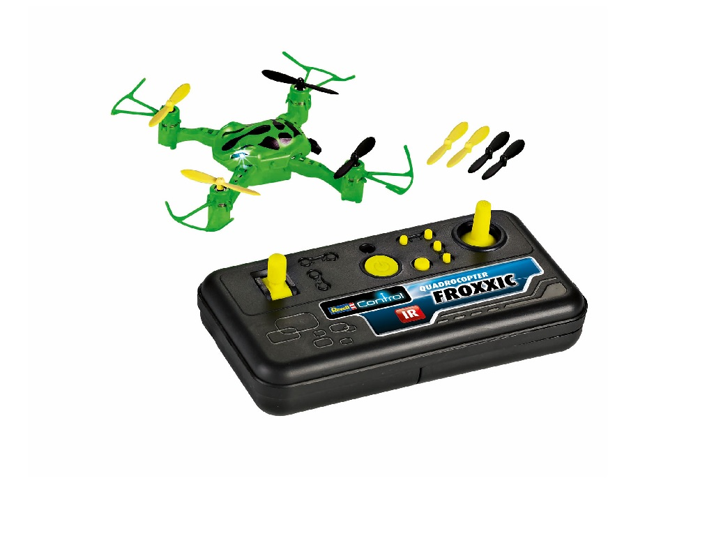 Revell Control RC Quadrocopter FROXXIC