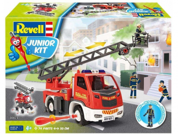 Revell Junior kit Gasilski avto 00823