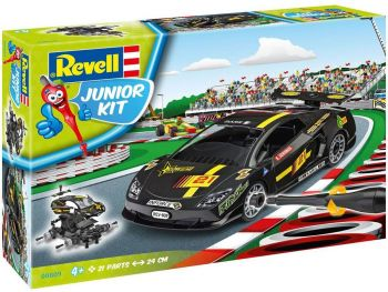 Revell Junior kit Racing Car črn
