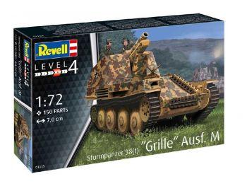 Revell maketa Grille Ausf. M - 120 03315