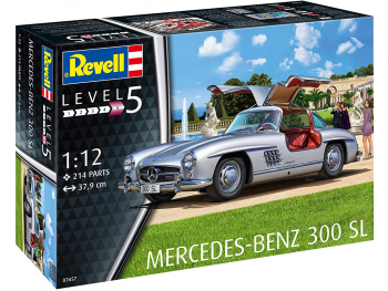 Revell maketa Mercedes Benz 300 SL 07657