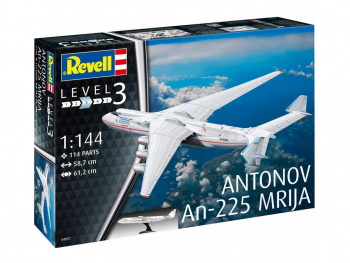 Revell maketa letala Antonov AN-225 Mrija 04957