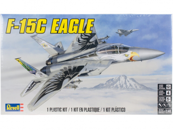 Revell maketa letala F-15C Eagle 1:48
