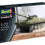 Revell maketa tanka PT-76B 03314
