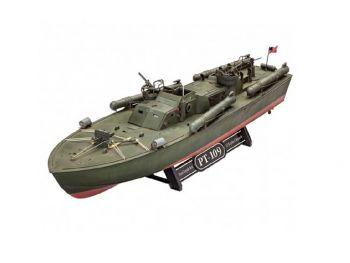 Revell model set Patrol Torpedo Boat PT-109 65147