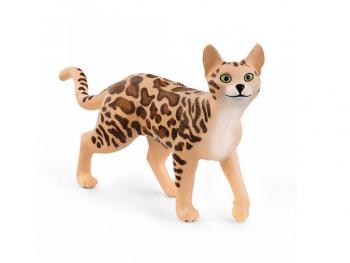 Schleich figura Bengalska mačka