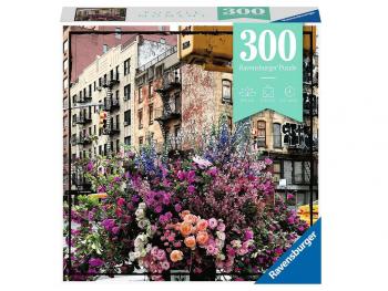 Sestavljanka Cvetje v New Yorku 300d
