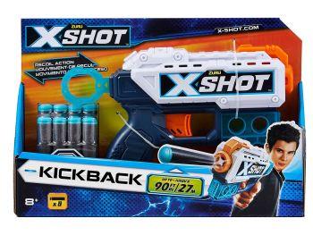 Zuru pištola X-Shot Kickback